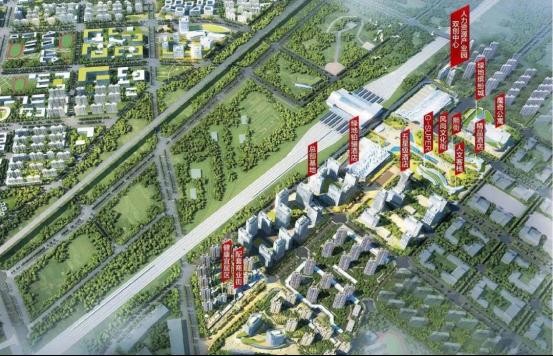 绿地·青岛城际空间站,黄岛新房,中国房地产网青岛