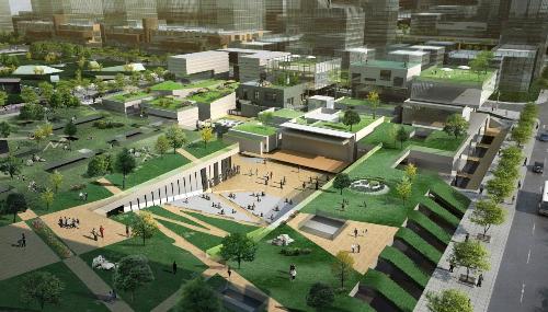 中城新产业刘爱明: 产业园区运营要掌握不同的