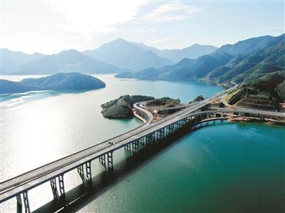 千黄高速淳安段 将在12月通车