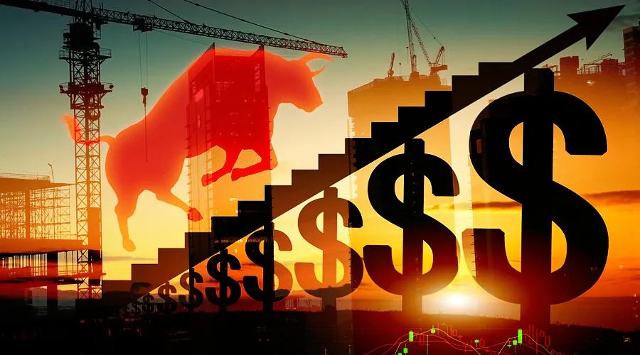 中国上市房企成长潜力良好:土储雄厚净资产增长率稳健