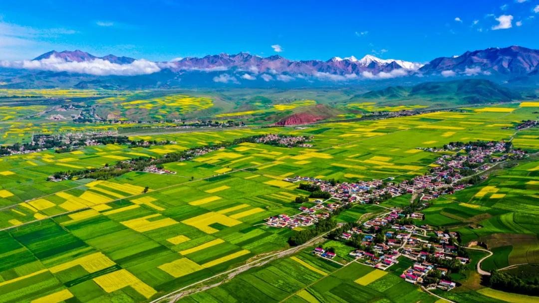 我的国,我的村:镜头里的美丽村庄